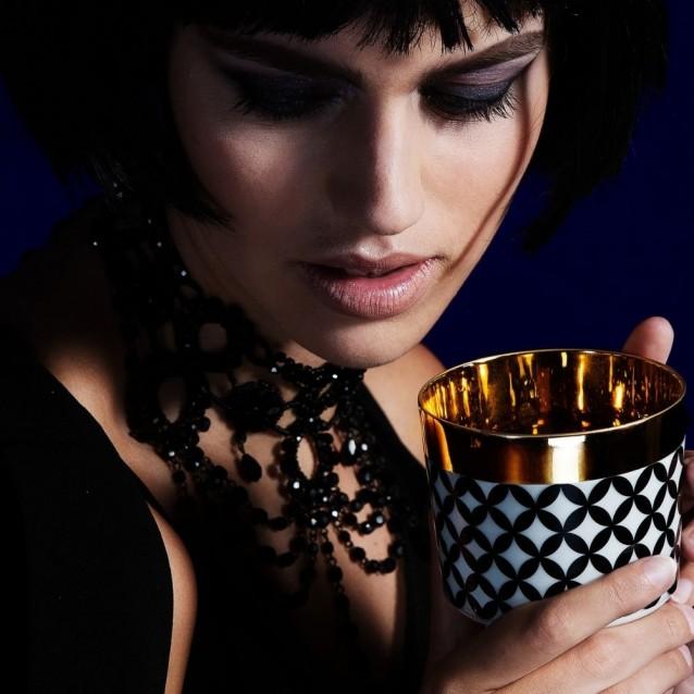 Pahar pentru sampanie, Sip of Gold Diamonds - FURSTENBERG