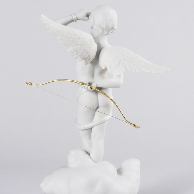 Sculptura Cupid by Ernest Massuet - LLADRO