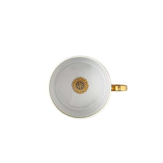 Ceasca pentru ceai si farfurie, Jungle Animalier - VERSACE