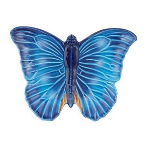 BORDALLO PINHEIRO Cloudy Butterflies
